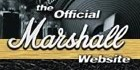 Official Marshall Amps website